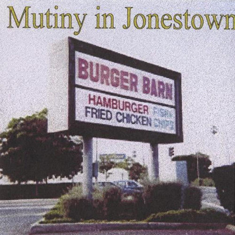 Hamburger Fish & Fried Chicken Chips by MUTINY IN JONESTOWN album cover