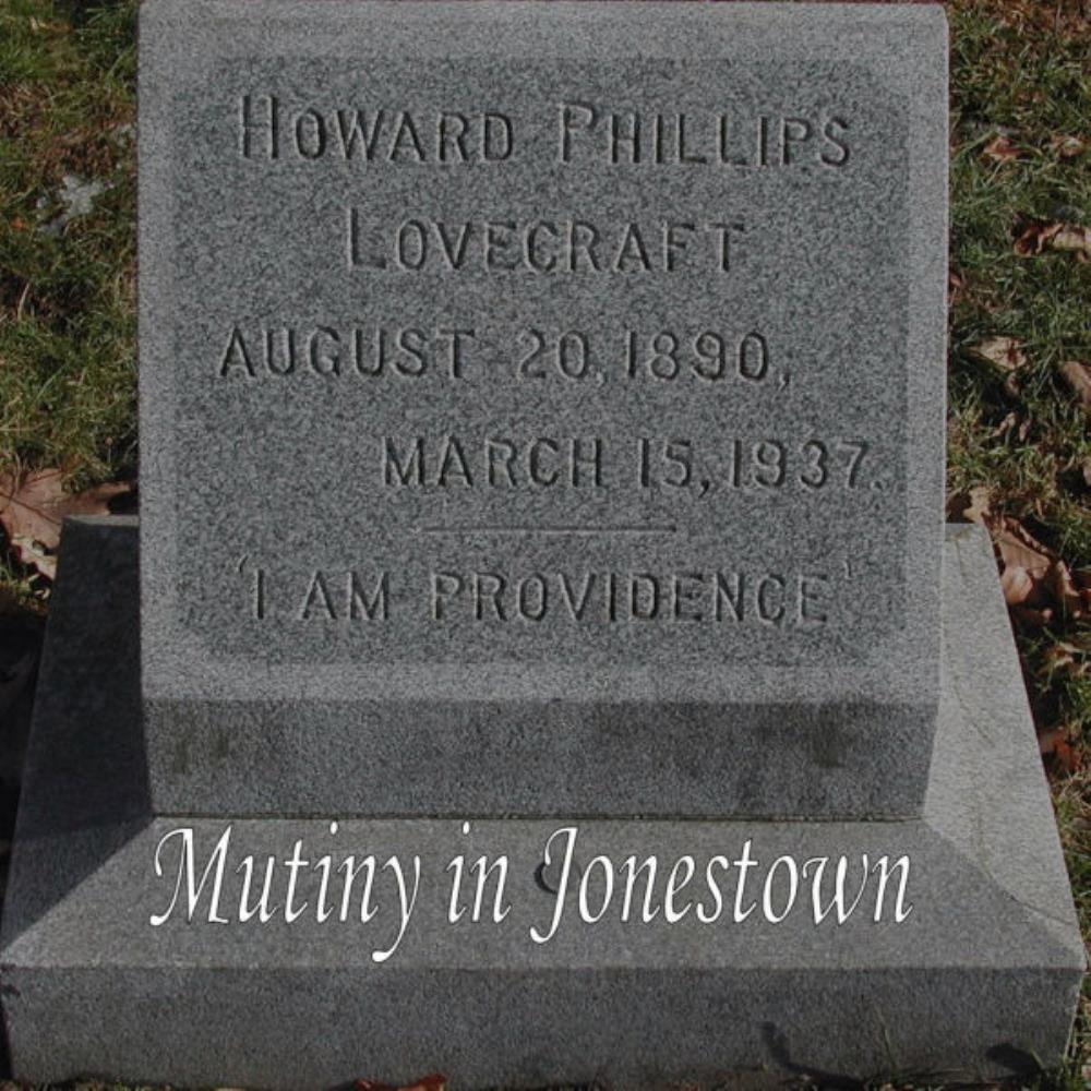 Mutiny In Jonestown Providence album cover