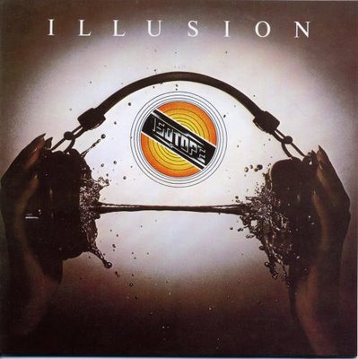 Isotope - Illusion CD (album) cover