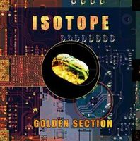 Isotope - Golden Section CD (album) cover