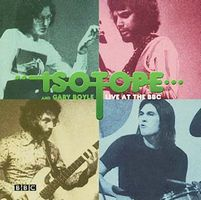 Isotope Live At The BBC album cover