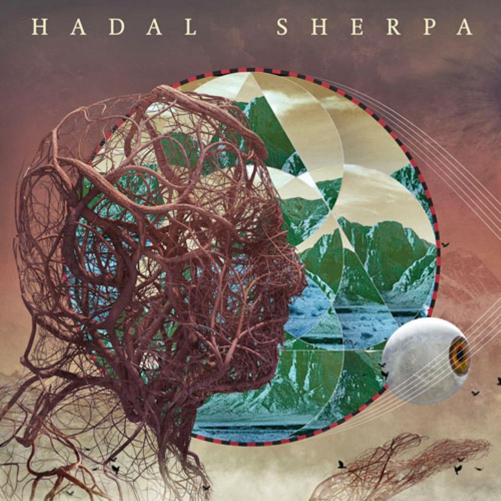 Hadal Sherpa - Hadal Sherpa CD (album) cover