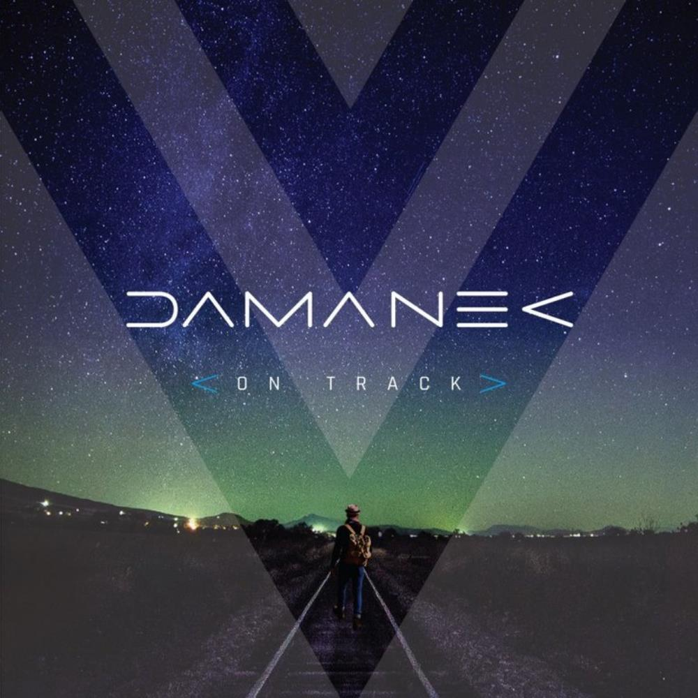 Damanek - On Track CD (album) cover