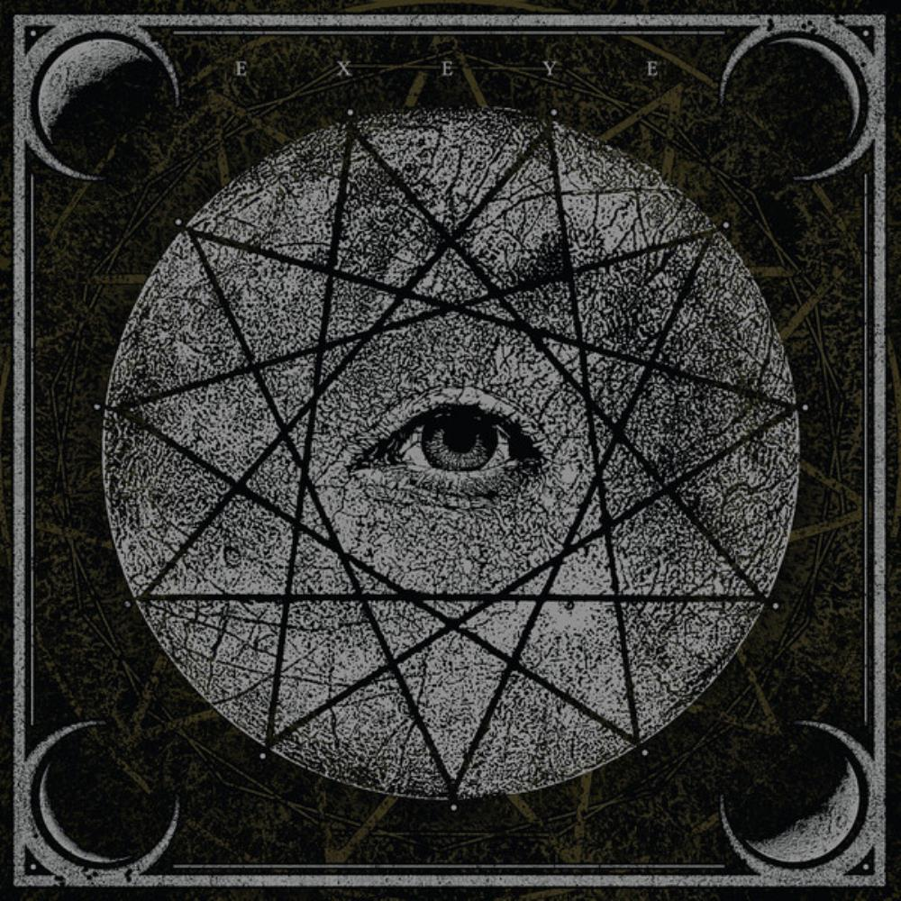 Ex Eye - Ex Eye CD (album) cover