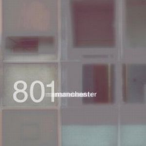 Manchester by 801 album cover