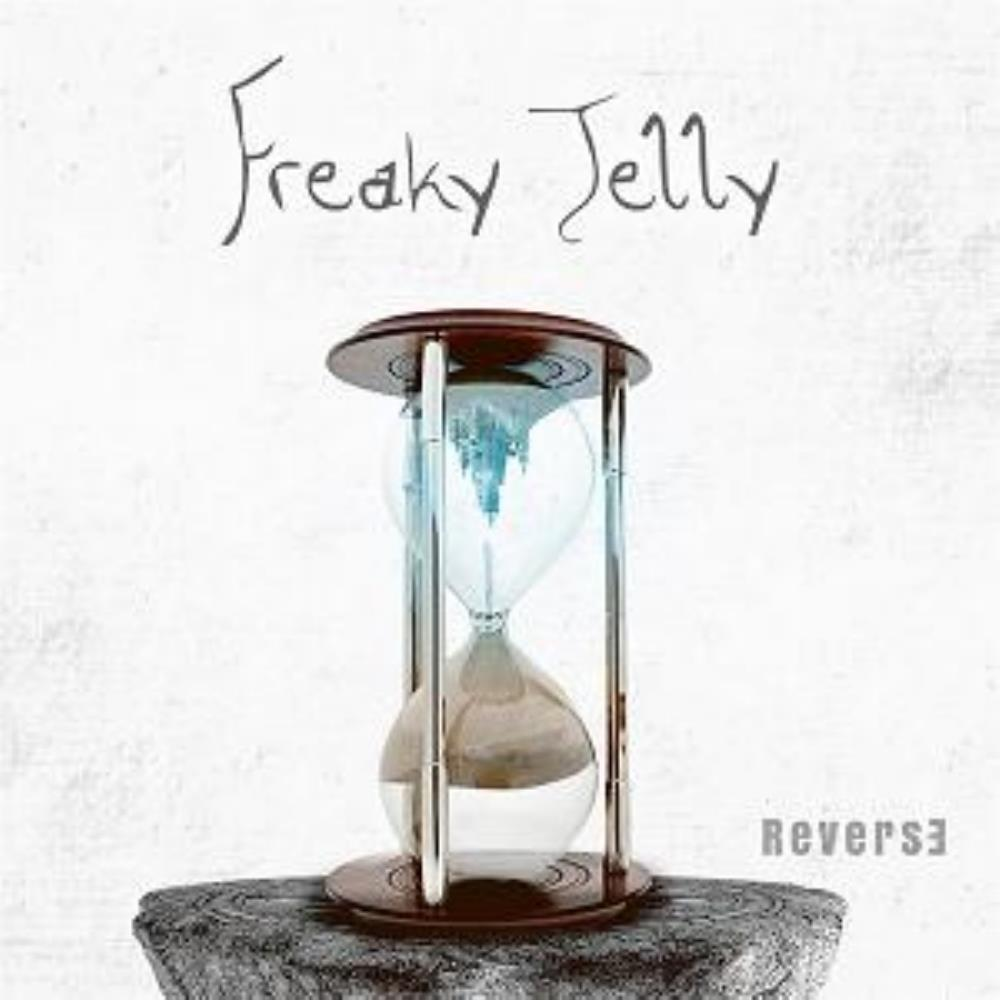 Reverse by Freaky Jelly album rcover