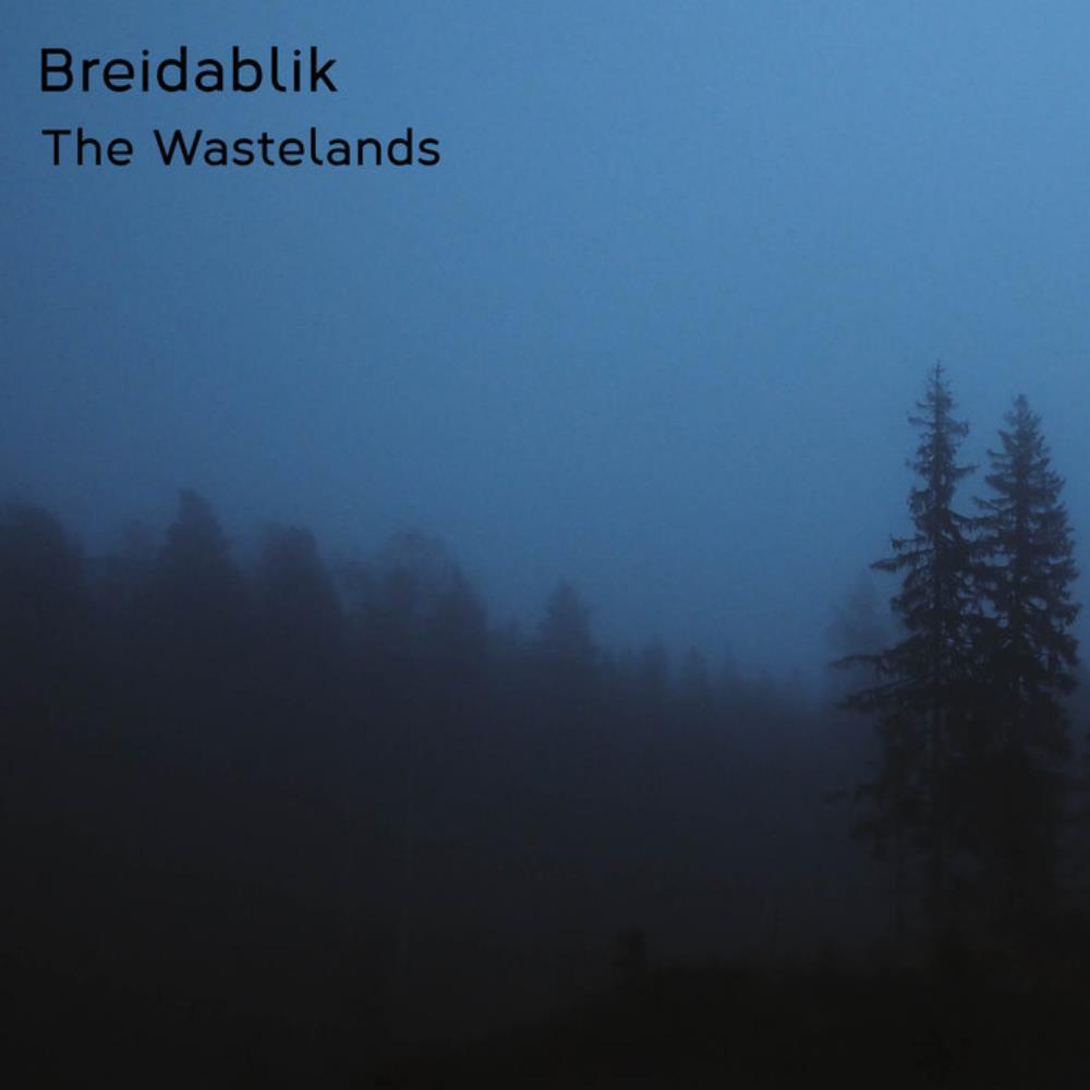 The Wastelands by BREIDABLIK album cover
