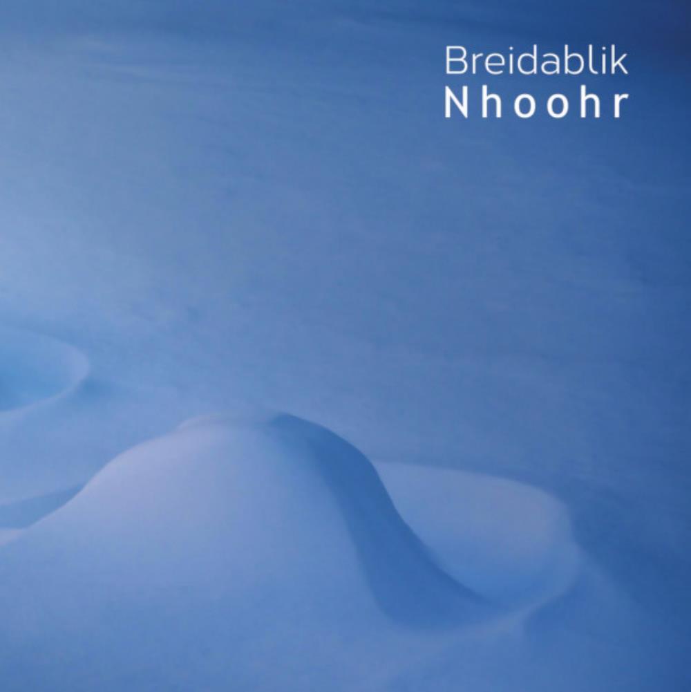 Nhoohr by BREIDABLIK album cover
