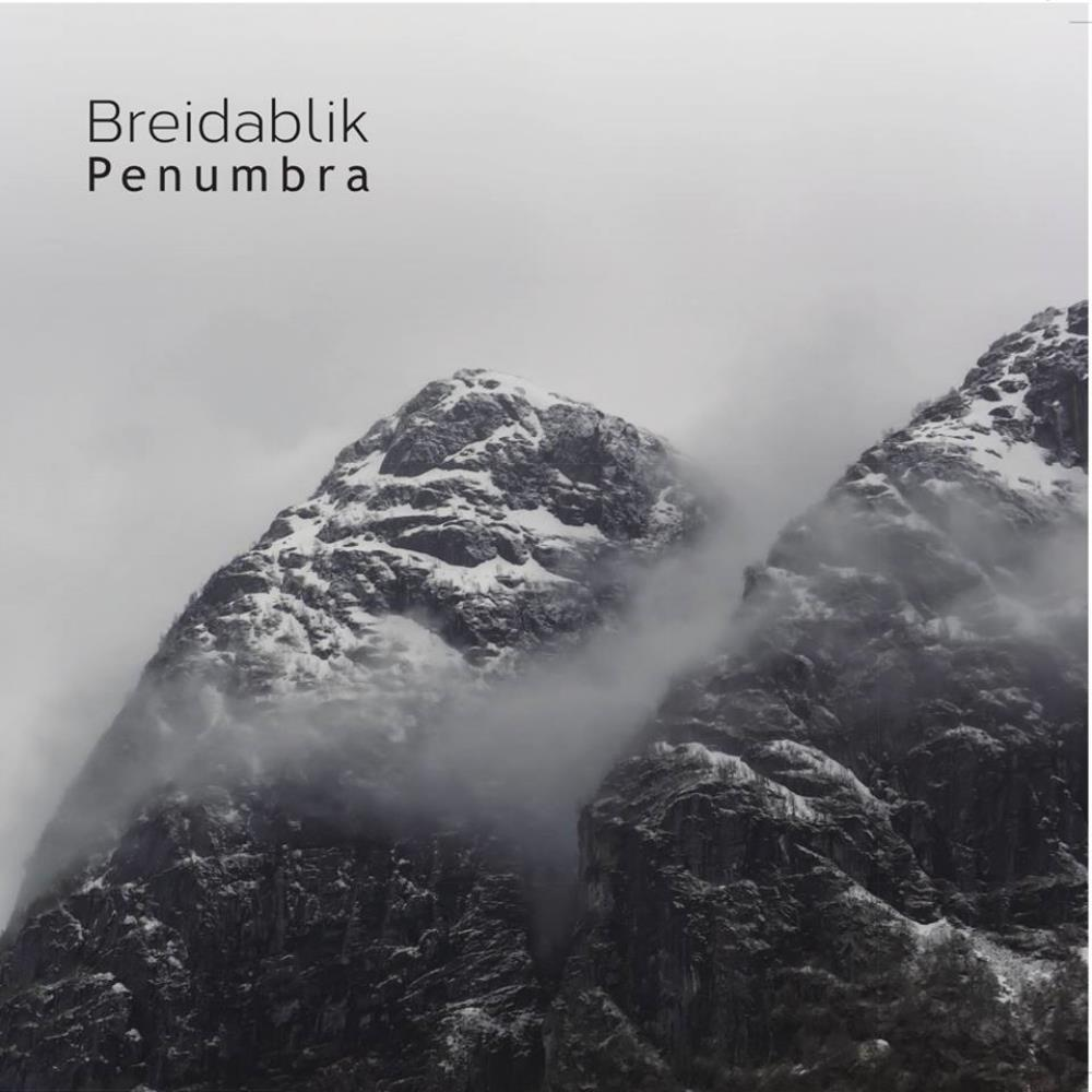 Penumbra by BREIDABLIK album cover