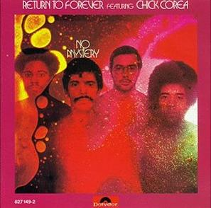 Return To Forever No Mystery album cover