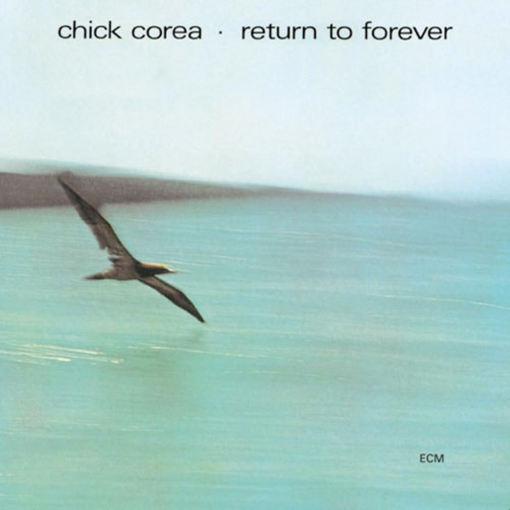 Return To Forever - Chick Corea: Return To Forever CD (album) cover