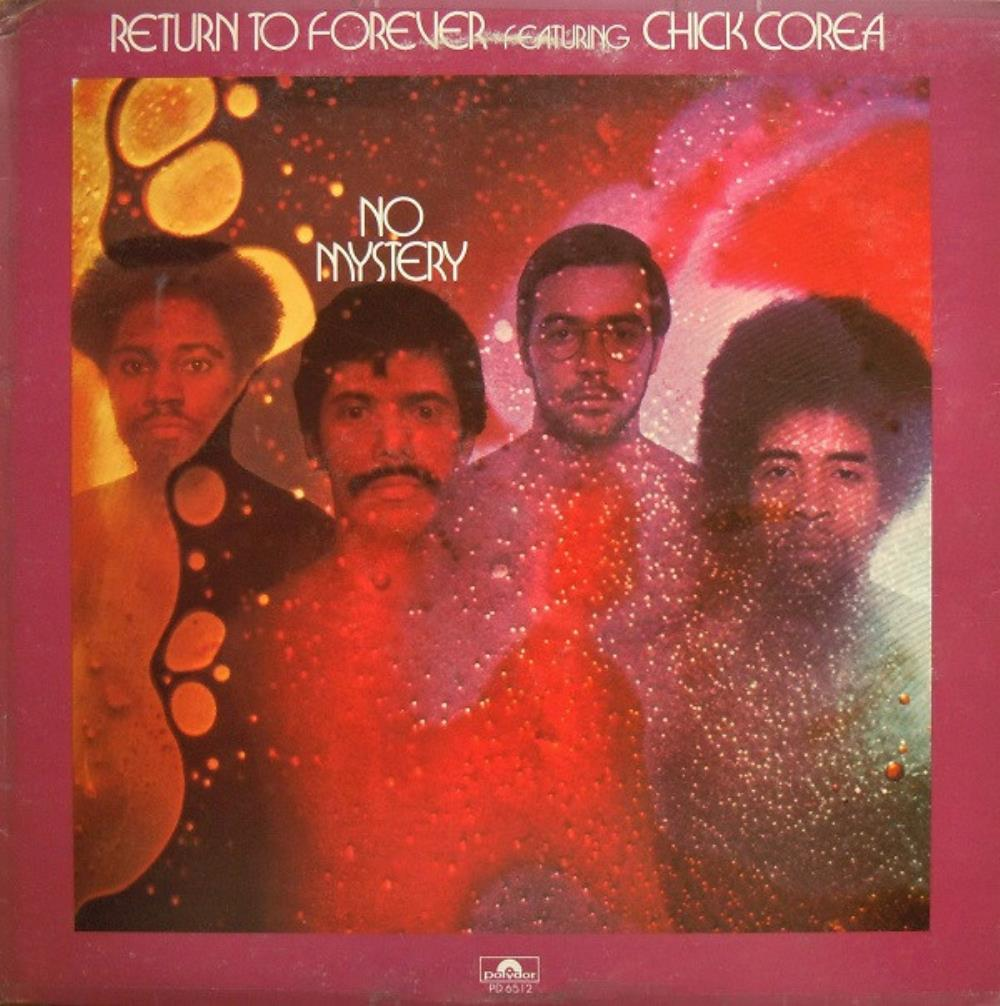 Return To Forever - No Mystery CD (album) cover