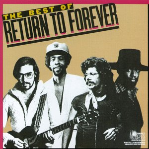 Return To Forever - The Best of Return to Forever CD (album) cover