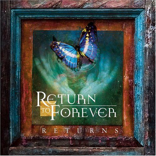 Return To Forever -  Returns CD (album) cover