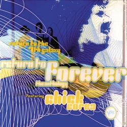 Return To Forever - Return To The 7th Galaxy: The Anthology CD (album) cover