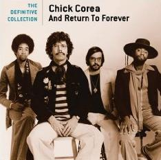 Return To Forever The Definitive Collection album cover