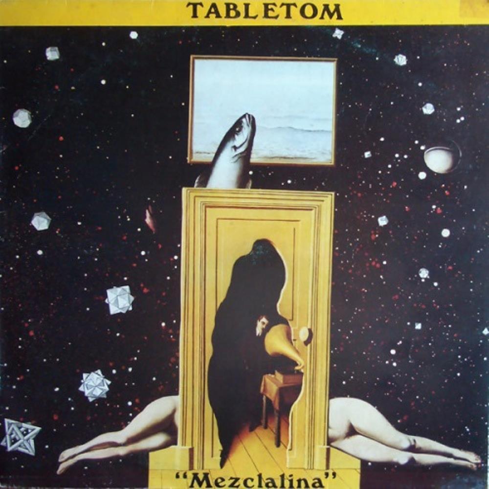 Mezclalina by TABLETOM album cover