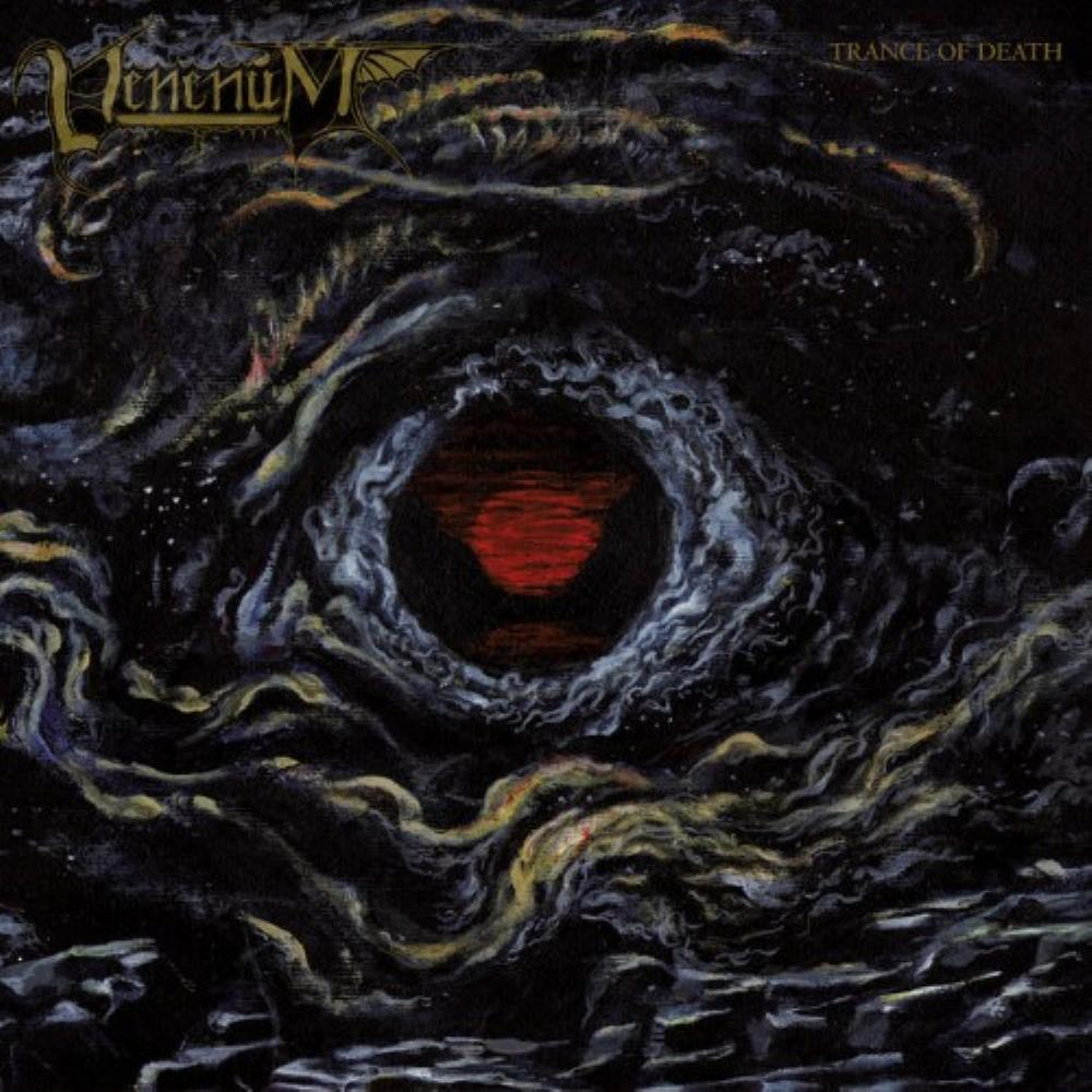 Venenum Trance of Death album cover