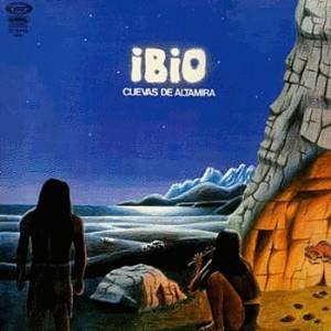 Ibio - Cuevas de Altamira CD (album) cover