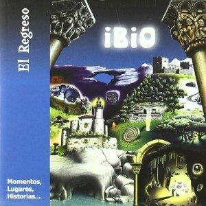 El Regreso by IBIO album cover