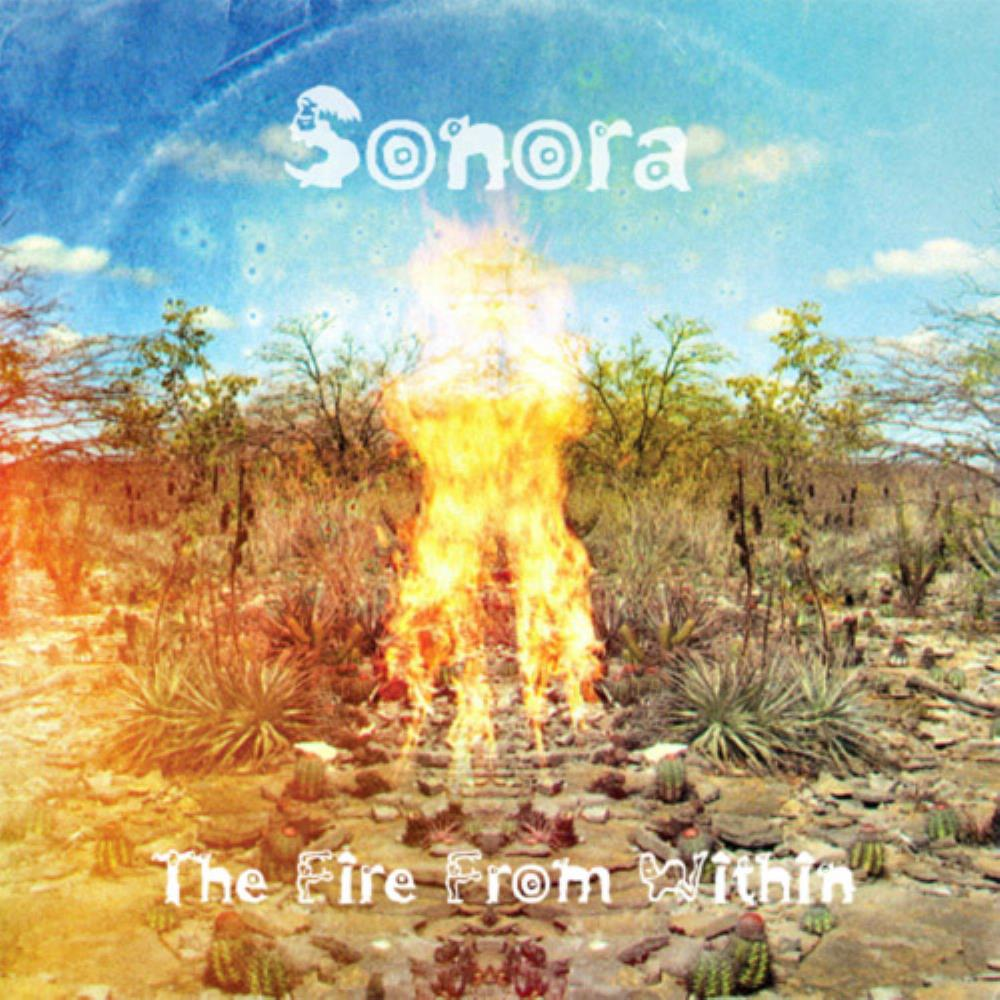 Sonora The Fire From Within album cover