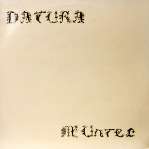 Mr. Untel by DATURA album cover