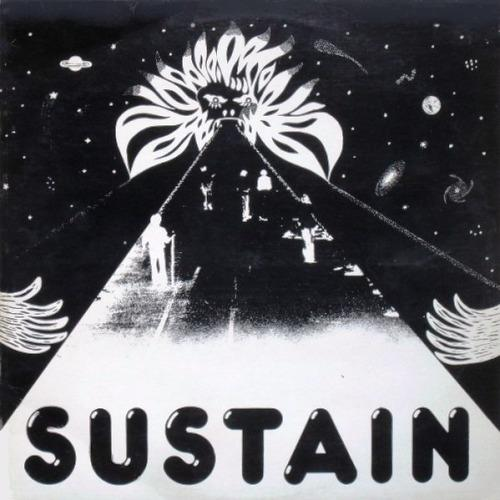Sustain by SUSTAIN album cover