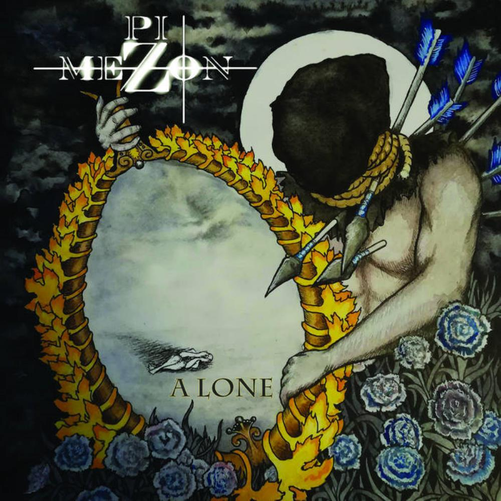 Pi Mezon - A Lone CD (album) cover