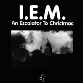 I.E.M. An Escalator to Christmas album cover