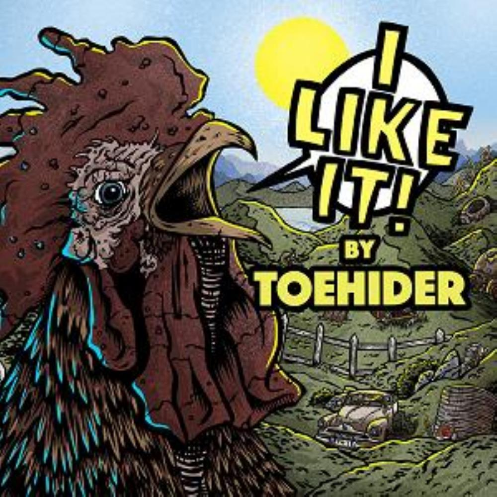 I Like It! by TOEHIDER album cover