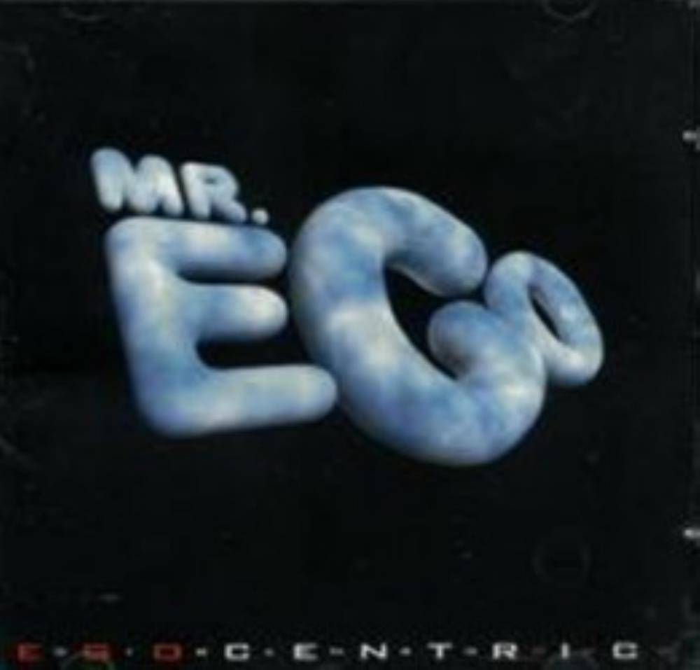 Mr. Ego Egocentric album cover