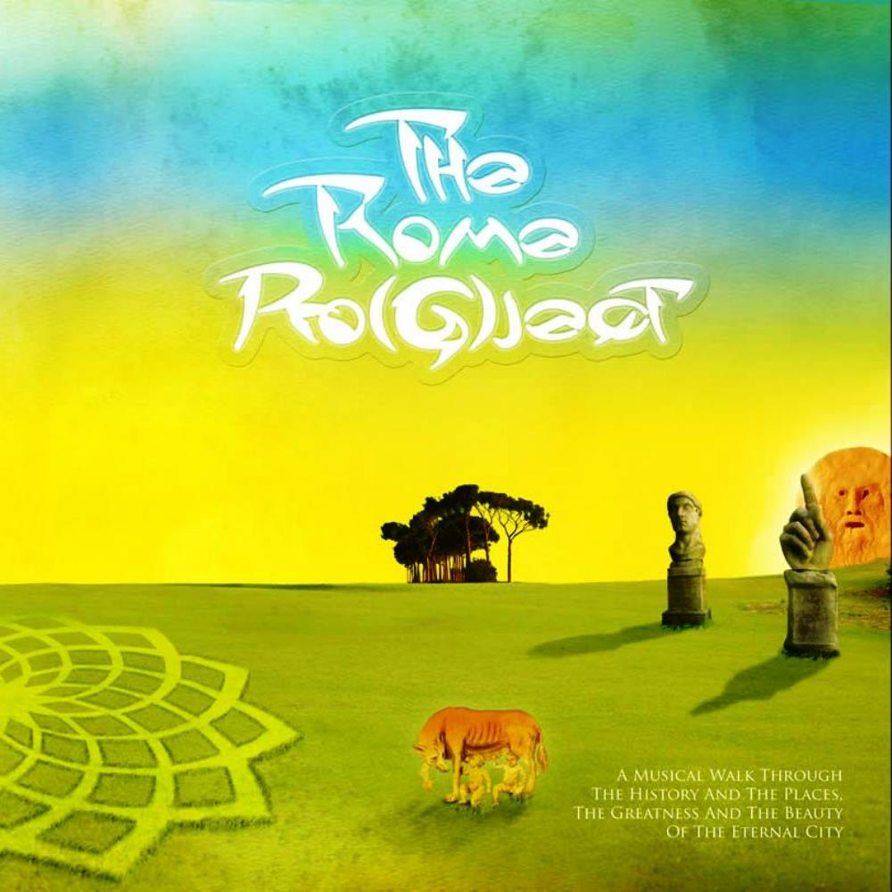 The Rome Pro(g)ject - The Rome Pro(G)ject CD (album) cover