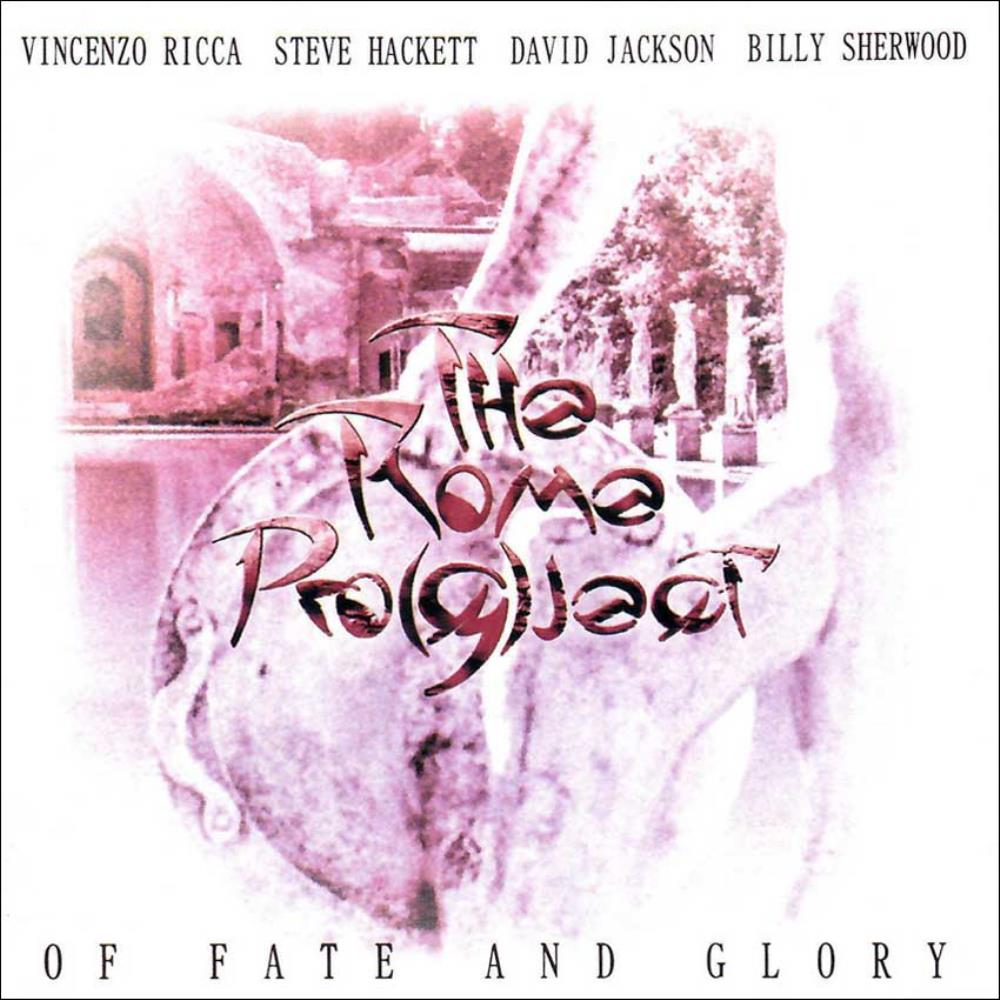 Of Fate And Glory by ROME PRO(G)JECT, THE album cover