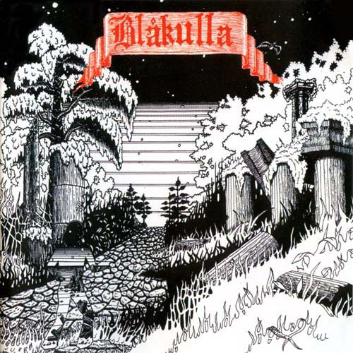 Blakulla - Blåkulla CD (album) cover