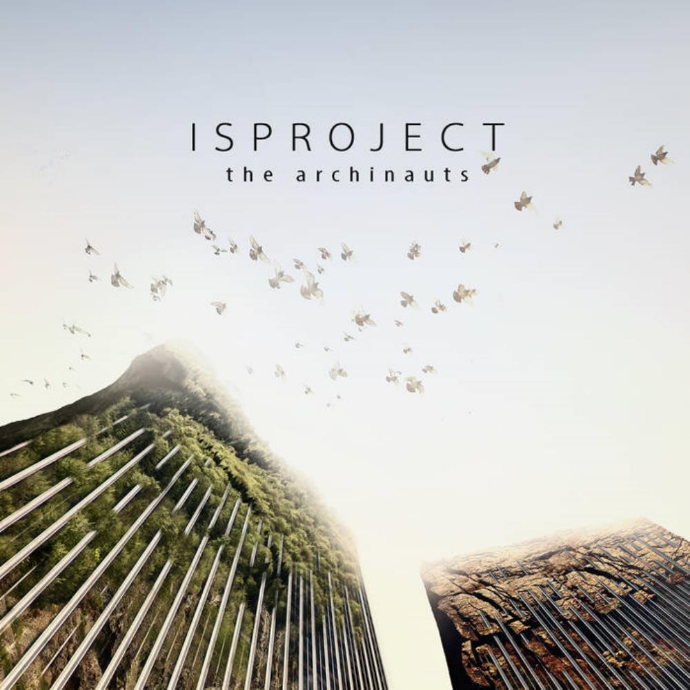 The Archinauts by ISPROJECT album cover