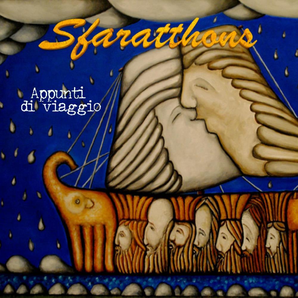 Appunti di Viaggio by SFARATTHONS album cover