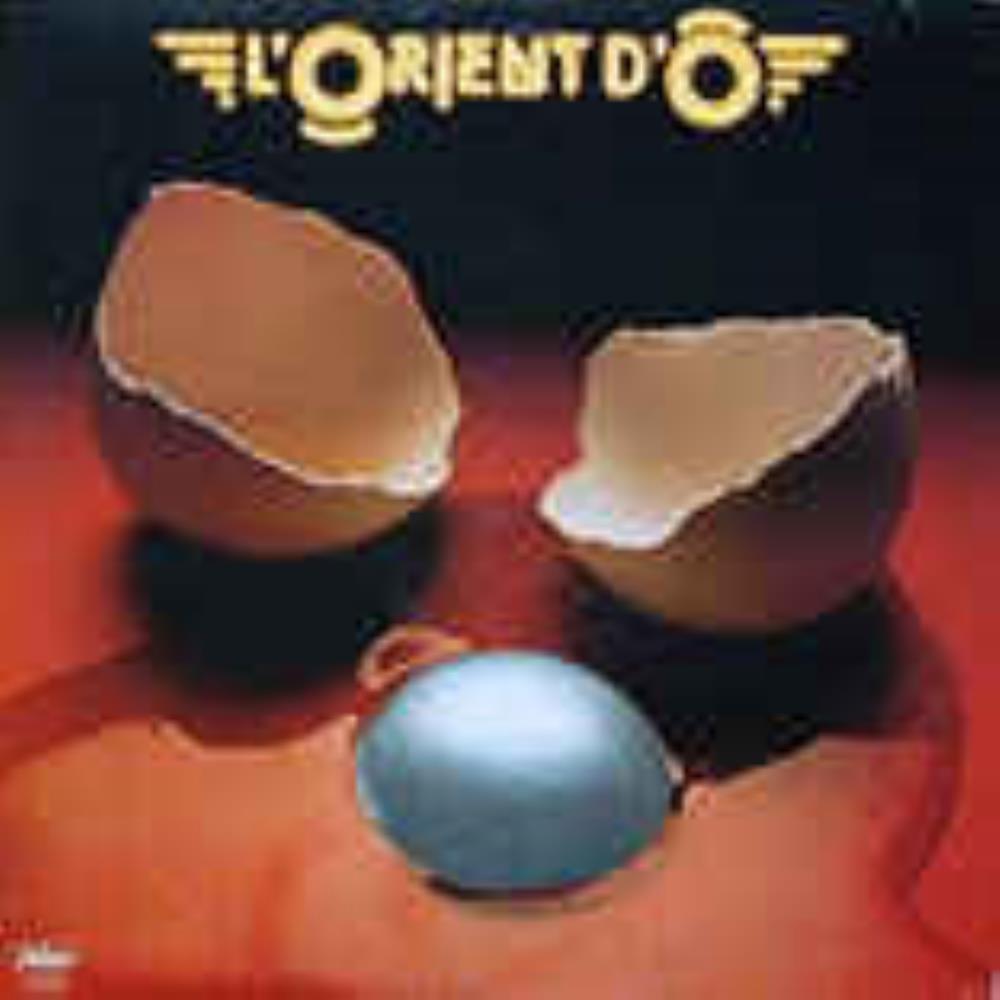 L'Orient d,Ô by L'ORIENT D'Ô album cover