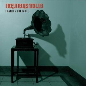 The Mars Volta Frances the Mute - Single album cover