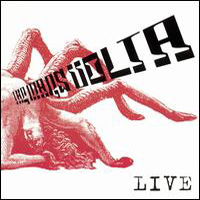 The Mars Volta - The Mars Volta - Live CD (album) cover