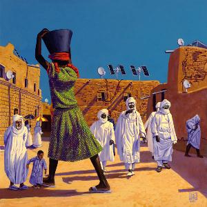 The Mars Volta - The Bedlam in Goliath CD (album) cover