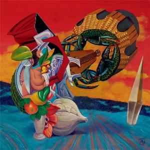 The Mars Volta - Octahedron CD (album) cover