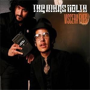 The Mars Volta Viscera Eyes album cover