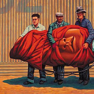 The Mars Volta - Amputechture CD (album) cover