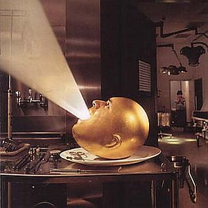 The Mars Volta De-loused in the Comatorium album cover