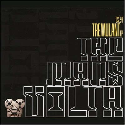The Mars Volta - Tremulant CD (album) cover