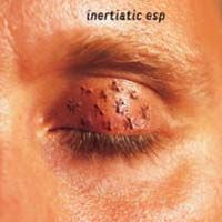 The Mars Volta - Inertiatic ESP CD (album) cover