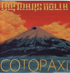The Mars Volta - Cotopaxi CD (album) cover
