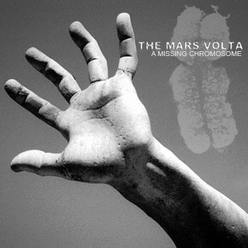The Mars Volta - A Missing Chromosome CD (album) cover