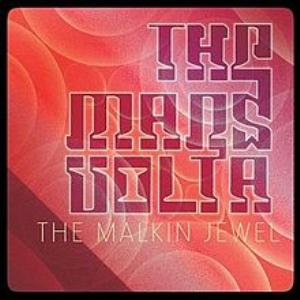 The Mars Volta - The Malkin Jewel CD (album) cover