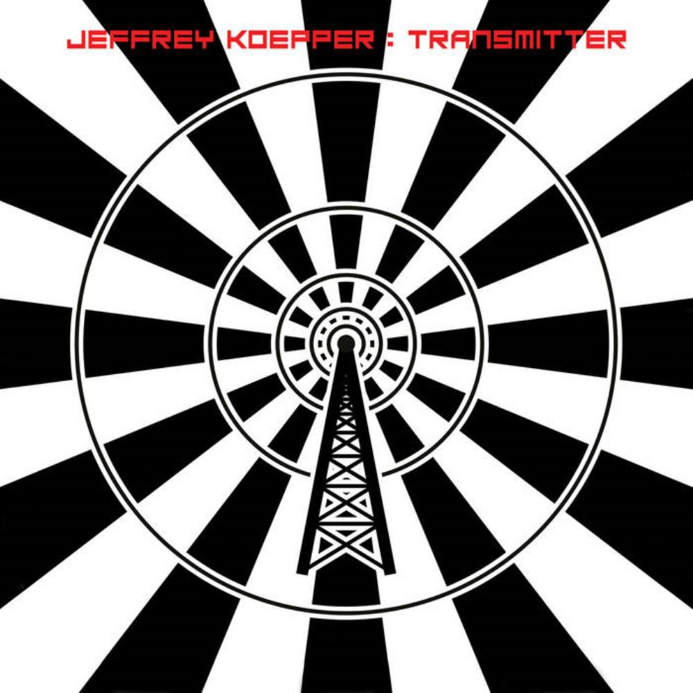 Transmitter by KOEPPER, JEFFREY album cover